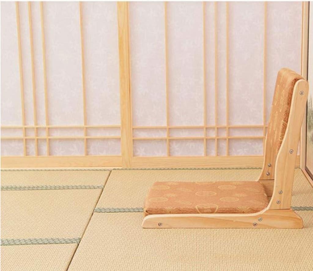 qazwsx Chaise Pliante, Paresseux canapé Jeu méditation Sol sièges chaises de Sol, chaises de Jeu, pour Le Restaurant de la Chambre à Coucher, Chaise de Dossier G