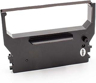 TK 2700 C43S015371. TK 2300 Cinta de Nailon de Tinta vhbw para Impresora matricial Casio CE 6100 TK 3100 como ERC-32 PCR 1000 TK 1300 CE 7000