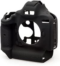 EasyCover Silicone Armour Skin for Canon Digital SLR EOS 1DX MKII Cameras - Black Case