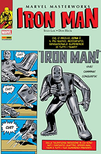 Iron Man 1 (Marvel Masterworks) (Iron Man (Marvel Masterworks))