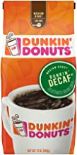 Dunkin Donuts Ground Coffee Decaf