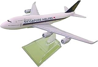 Kiumi ボーイング シンガポール航空 747 B747 Singapore Airelines 約1/400 スケール 模型 日本航空 全日空 エアバス M08