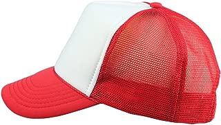2 Packs Youth Kid's Baseball Caps Trucker Hats Mesh Cap(2 for Price of 1)