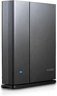 エレコム WiFi 無線LAN ルーター 11ac ac2600 1733+800Mbps IPv6対応 トレンドマイクロセキュリティ 3階建/4LDK デュアルバンド WRC-2533GST2