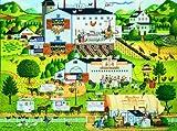 Buffalo Games Charles Wysocki, Sunny Side Up - 1000pc Jigsaw Puzzle
