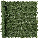 faux ivy privacy fences