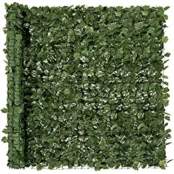 "top rated Best Product Range Outdoor Garden 94 ″ x 59 ""Artificial Ivy Hedge Leaf and Crane Privacy… 2021"