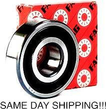 6201-2RS FAG Ball Bearing 12x32x10 mm 6201-2RSR c3 Same Day Shipping!!!