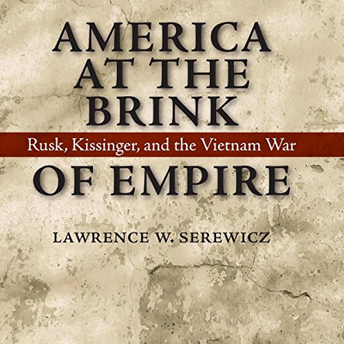 America at the Brink of Empire audiobook cover art