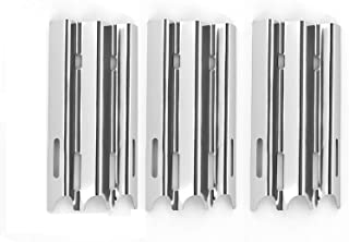 Grill Parts Zone BBQ-PRO 720-0266, 720-0267 & Medallion CF9050, Medallion CF9080, VCS5007, VSC5010 (3-PK) Stainless Steel Heat Shields