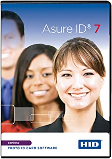 Fargo Asure ID Express 7 Photo ID Card Software (86412)