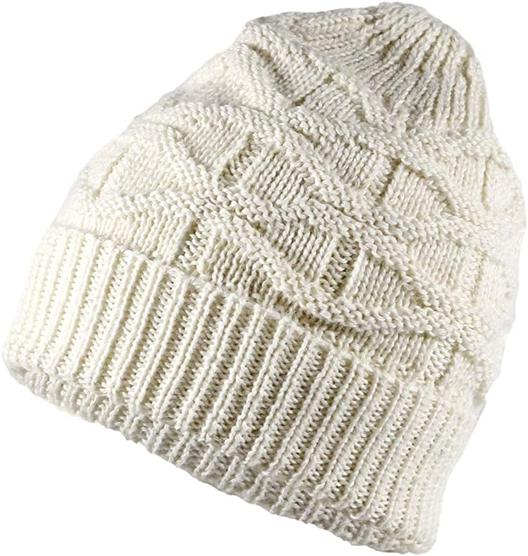 Alpaca Wool Blend Handmade Chullo Ski Hat Beanie Aviator Winter Skull Cap Solid Color Unisex Winter Cuffed Design