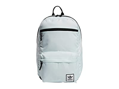 adidas Originals Originals National SST Recycled Backpack (Ice Mint/White) Backpack Bags