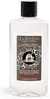 La Tee Da Effusion Fragrance Oils (Toffee Coffee, 16 oz)