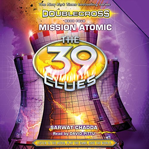 Mission Atomic audiobook cover art