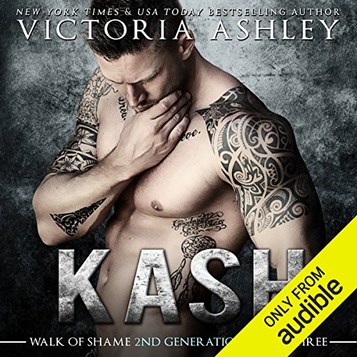Kash audiobook cover art