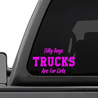 Best silly boys trucks are for girls Reviews