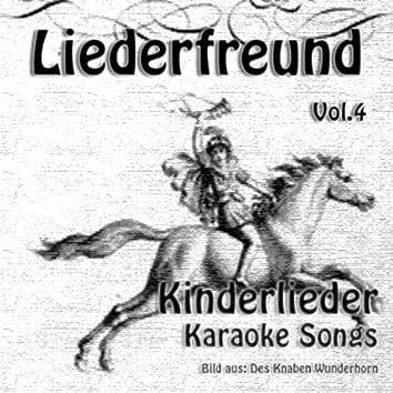 Liederfreund Vol. 4 (Kinderlieder)