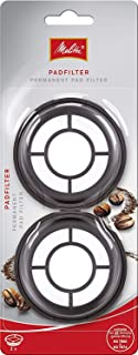 Melitta Padfilter - Refillable Coffee Pod Filter for The Senseo & Senseo Deluxe, Better Than Ecopads