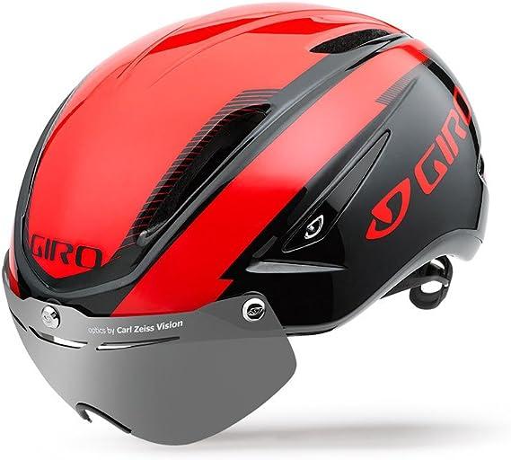 Giro Air Attack Shield Aero Helmet White Silver Large (59-63 cm)