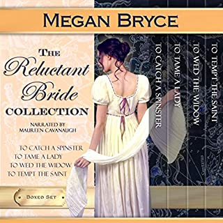 The Reluctant Bride Collection - The Complete Box Set                   By:                                                                                                                                 Megan Bryce                               Narrated by:                                                                                                                                 Maureen Cavanaugh                      Length: 21 hrs and 22 mins     5 ratings     Overall 2.4