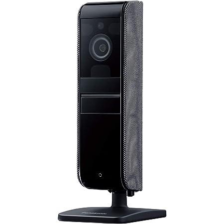 パナソニック スマ@ホーム Works with Alexa認定 ネットワークカメラ KX-HRC100-K 屋内HDカメラ 広画角レンズ タイムラプス搭載