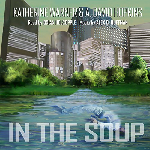 In the Soup audiobook cover art