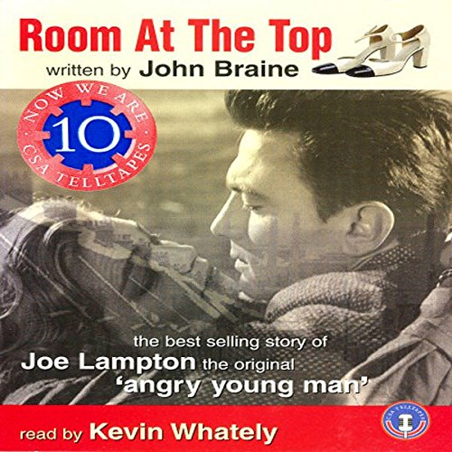 Room at the Top audiobook cover art