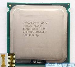 Intel Xeon E5472 3.0GHz/12M/1600 Processor Close to LGA771 Core 2 Quad Q9550 CPU (Give Two 771 to 775 Adapters)