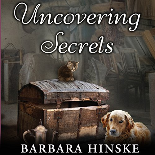 Uncovering Secrets audiobook cover art