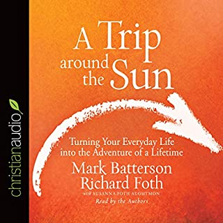 A Trip Around the Sun audiobook cover art