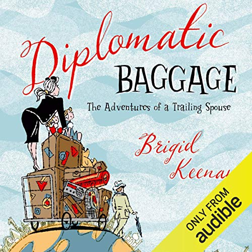 Diplomatic Baggage cover art