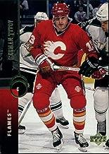 1994-95 Upper Deck #158 Sean Burke Hartford Whalers Hockey NHL