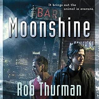 Moonshine audiobook cover art