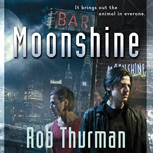 Moonshine  By  cover art