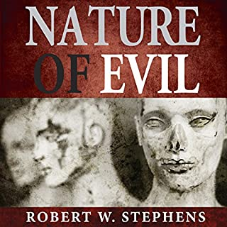 Nature of Evil audiobook cover art