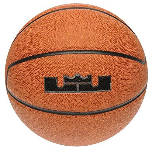 Nike Basketball Lebron All Courts 4P Amber/black/metallic silver/black
