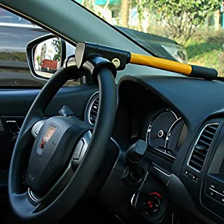 Automotive electronic parts, seats, stickers Multifunction Steering Wheel Lock, Length: 35cm (SF-337A)