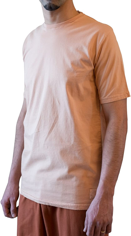ShortSleeve Crewneck Universal Egyptian Cotton TShirt  T001