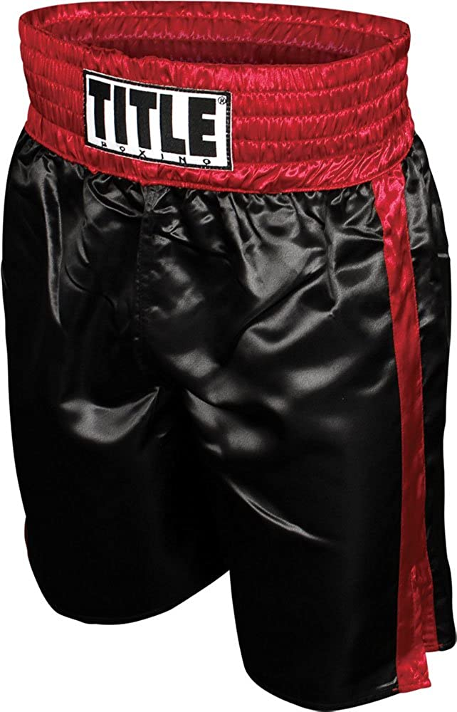 TITLE Professional Max 64% Max 62% OFF OFF Boxing Trunks