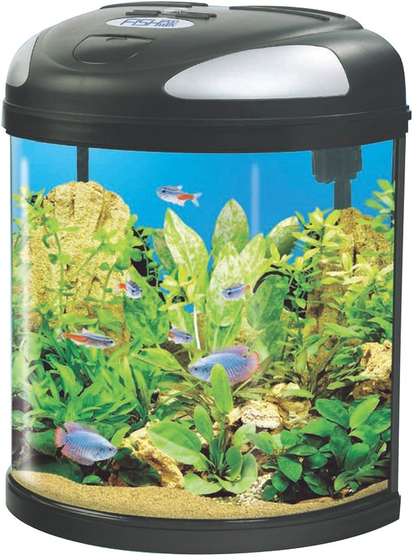 Interpet Fish Pod Moon Glass Aquarium  Fish Pod Moon 19 Litre