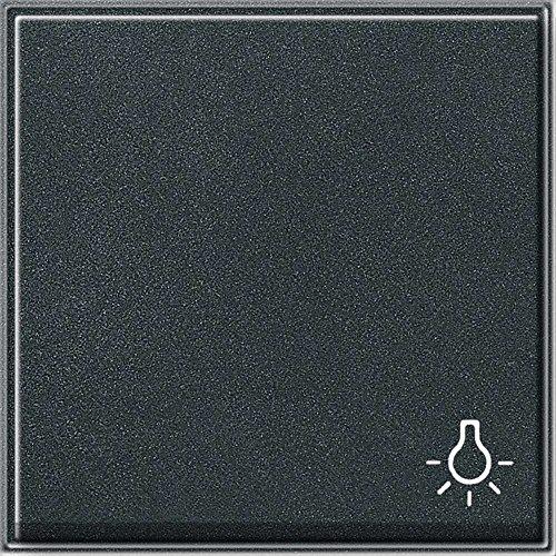 Gira 028567 Wippe Symbol Licht Gira TX_44 (Wassergeschützt UP), anthrazit