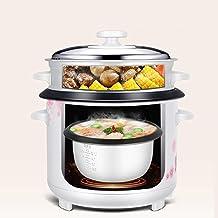 Huishoudelijke ouderwetse rijstkoker Kleine multifunctionele rijstkoker koken met kleine stoomboot rijstkoker geschikt voo...
