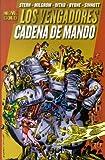 PODEROSOS VENGADORES 5 CADENA DE MANDO