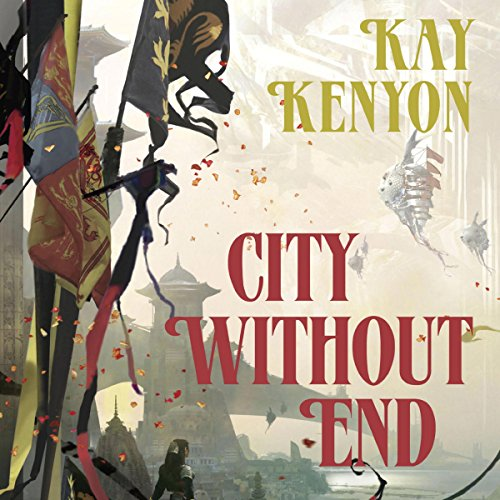 City Without End audiobook cover art