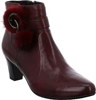 Women Ankle Boots red, (Bordo) G39238MI90/410
