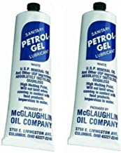 (2 Pack) Petrol Gel Food Grade Equipment LubricantNSF (2/4 oz. Tube)
