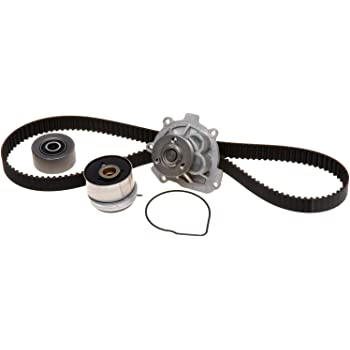 Gates TCKWP338 Engine Timing Belt Water Pump Kit for 24502K TCKWP338 zt