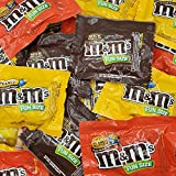 M&M's Chocolate Candy Fun Size Assorted - M&Ms Milk Chocolate, Peanut And Peanut Butter Assorted - M&Ms Chocolate Candy Variety Pack – 2 Pounds