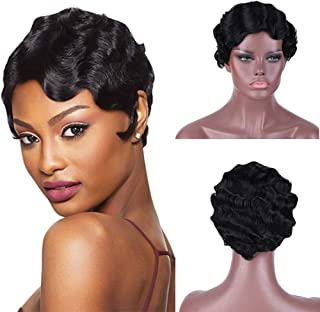 Best natural hair curly wigs Reviews